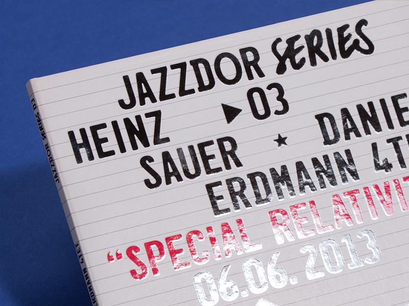 Jazzdor Series